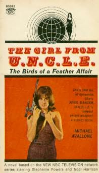 book cover of The Birds of a Feather Affair