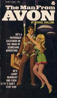 book cover of The Man from Avon