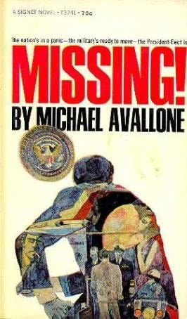 book cover of Missing!