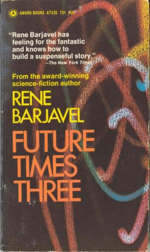 book cover of Future Times Three