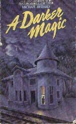 book cover of A Darker Magic