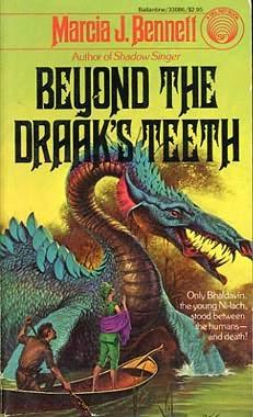 book cover of Beyond the Draak\'s Teeth