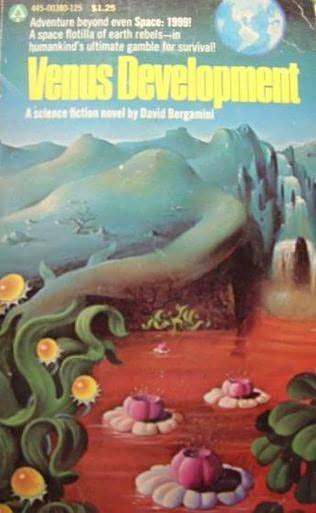 book cover of Venus Development