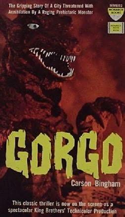book cover of Gorgo