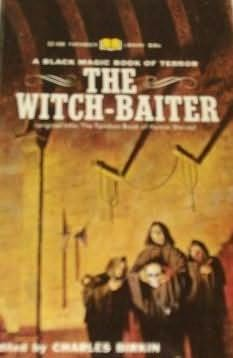 book cover of The Witch-Baiter