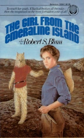 book cover of Girl from the Emeraline Island