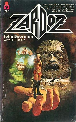 book cover of Zardoz