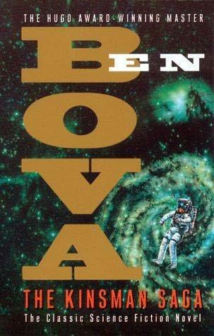 book cover of Kinsman