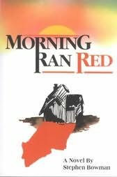 book cover of Morning Ran Red