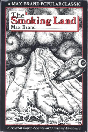 book cover of The Smoking Land