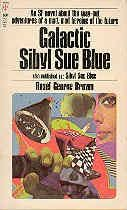 book cover of Galactic Sibyl Sue Blue