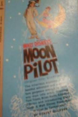 book cover of Moon Pilot