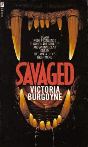 book cover of Savaged