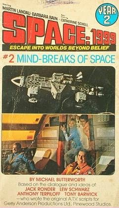 book cover of Mind-Breaks of Space