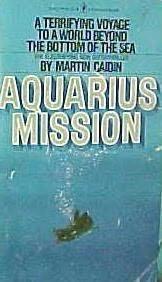book cover of Aquarius Mission