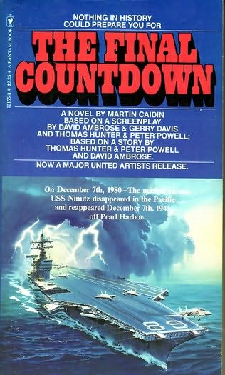 book cover of The Final Countdown