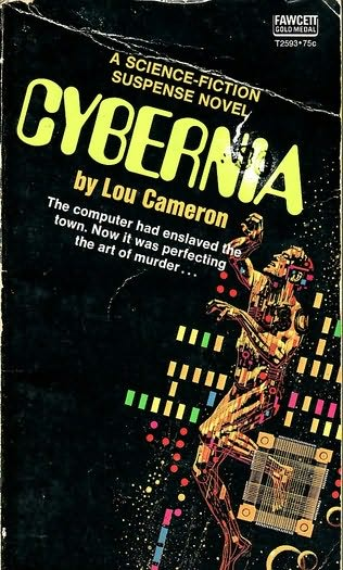 book cover of Cybernia