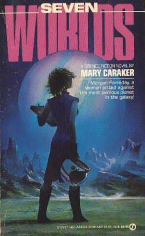 book cover of Seven Worlds