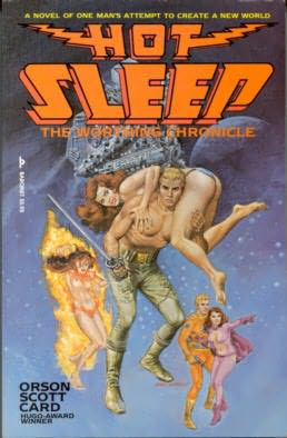 book cover of Hot Sleep