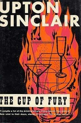 book cover of The Cup of Fury