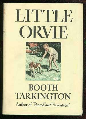 book cover of Little Orvie