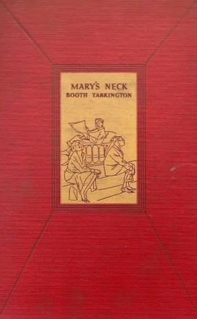 book cover of Mary\'s Neck