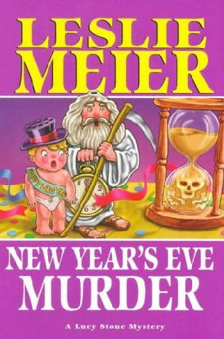 book cover of New Year\'s Eve Murder