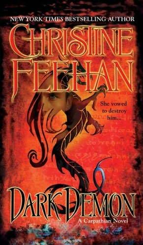 book cover of Dark Demon
