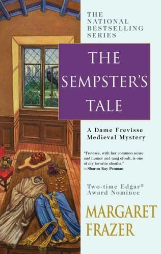 book cover of The Sempster\'s Tale