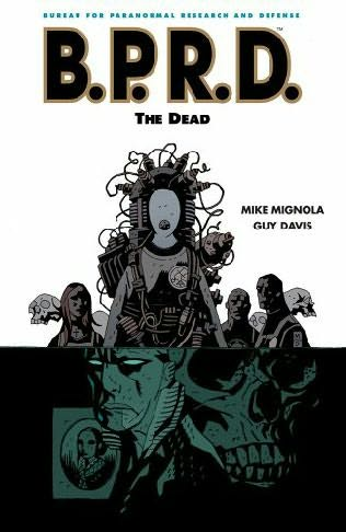 book cover of The Dead