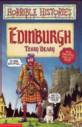 book cover of Edinburgh