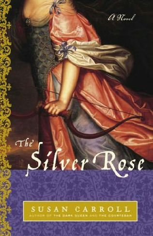 book cover of The Silver Rose