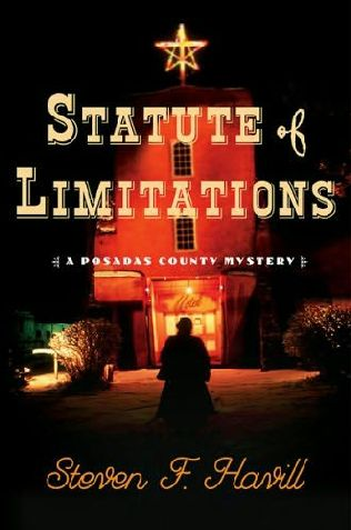 book cover of Statute of Limitations (Undersheriff Bill Gastner,