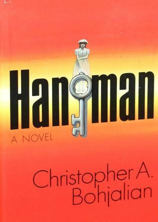 book cover of Hangman