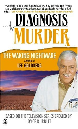 book cover of The Waking Nightmare