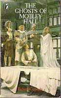 book cover of Ghosts of Motley Hall