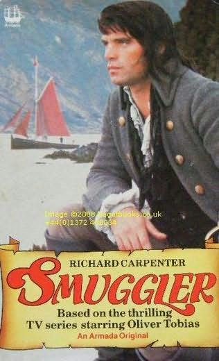book cover of Smuggler