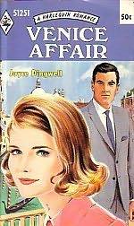 book cover of Venice Affair