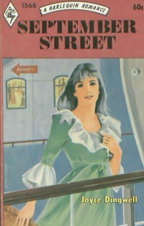 book cover of September Street