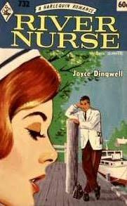 book cover of River Nurse