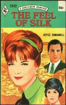 book cover of The Feel of Silk
