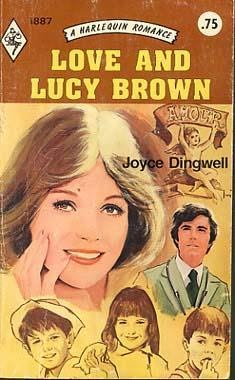 book cover of Love and Lucy Brown