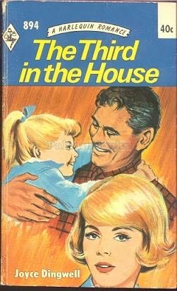 book cover of The Third in the House