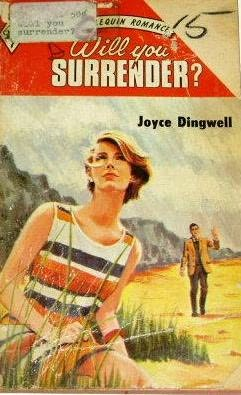 book cover of Will You Surrender?