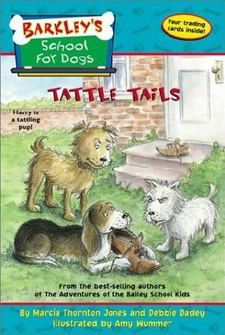 book cover of Tattle Tails
