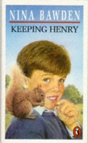 book cover of Keeping Henry
