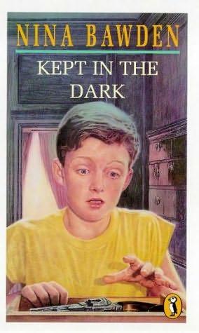 book cover of Kept in the Dark
