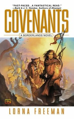 book cover of Covenants