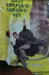 book cover of Billy Bunter\'s Barring Out