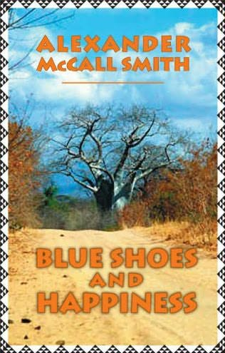 book cover of Blue Shoes and Happiness